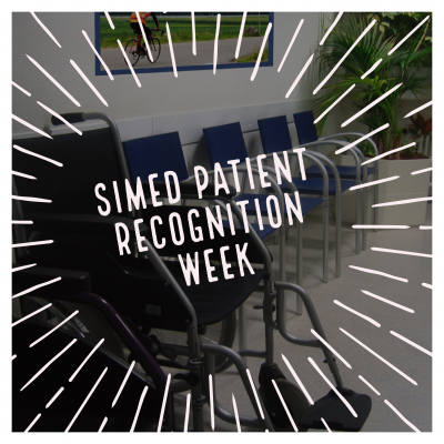 SIMED staff recognizes our incredible patients during Patient Recognition Week